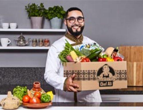 Eenvoudig maaltijdboxen online bestellen