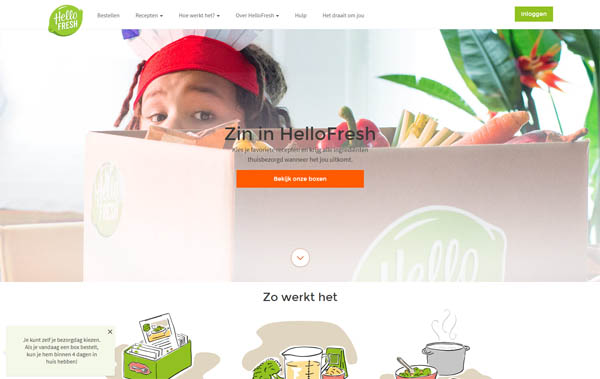 website hellofresh