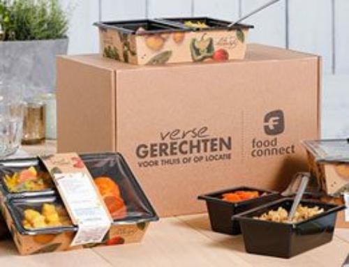Gastronomische maaltijdservice Food Connect